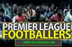 Top-10 Premier League Footballers