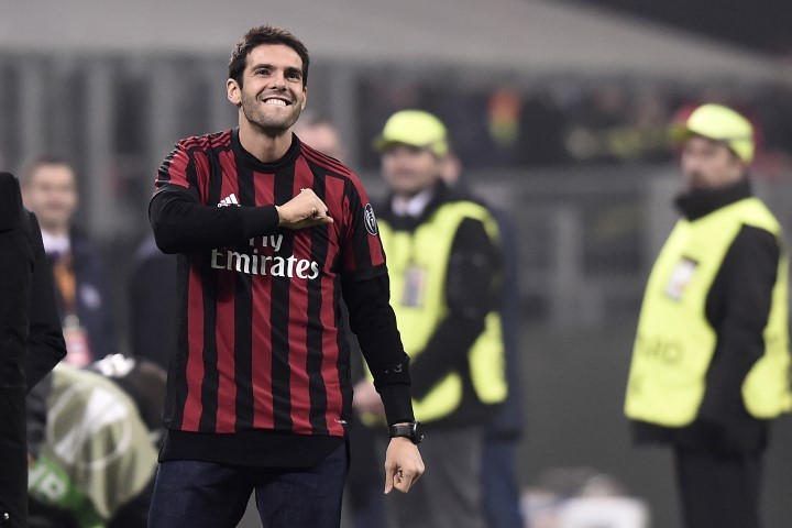 Kaka Biggest Transfer Fees in Serie A History