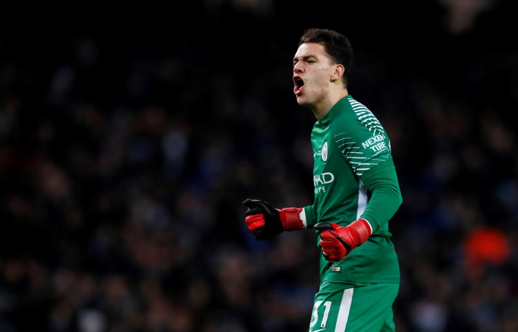 Goalkeepers with the most Clean Sheets this season Ederson