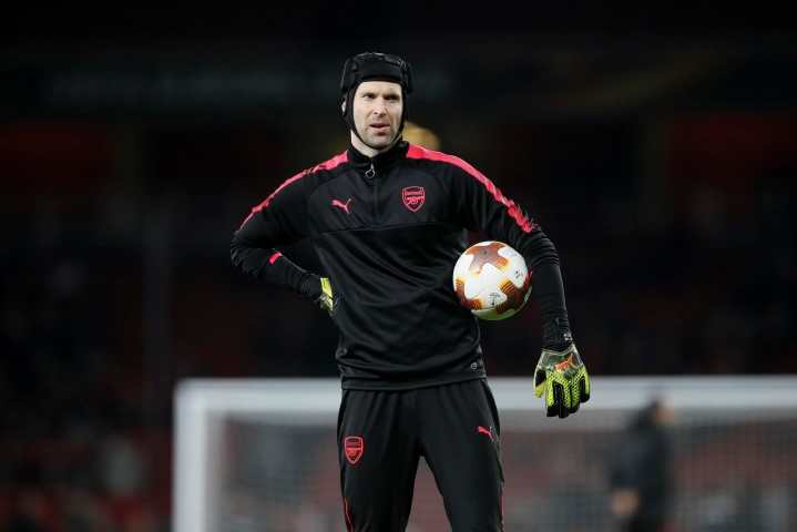 Goalkeepers with the most Clean Sheets this season Petr Cech