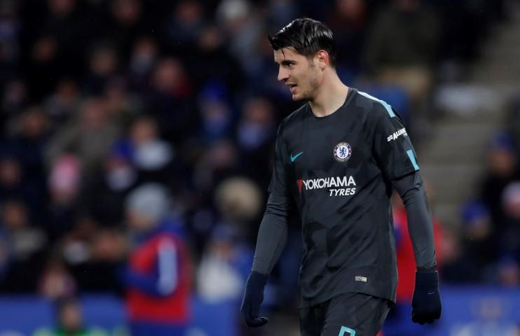 Underperforming footballers This Season Alvaro Morata