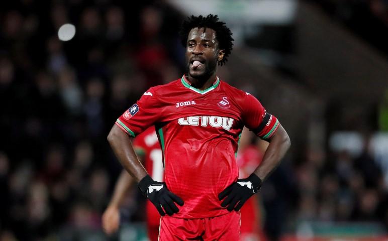 Underperforming footballers This Season Wilfried Bony