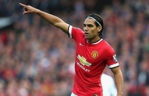 Falcao is one of the Top 10 Footballers Who Flopped At Manchester United