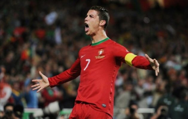 Cristiano Ronaldo is one of the Top 10 Most Selfish Soccer Players of All Time
