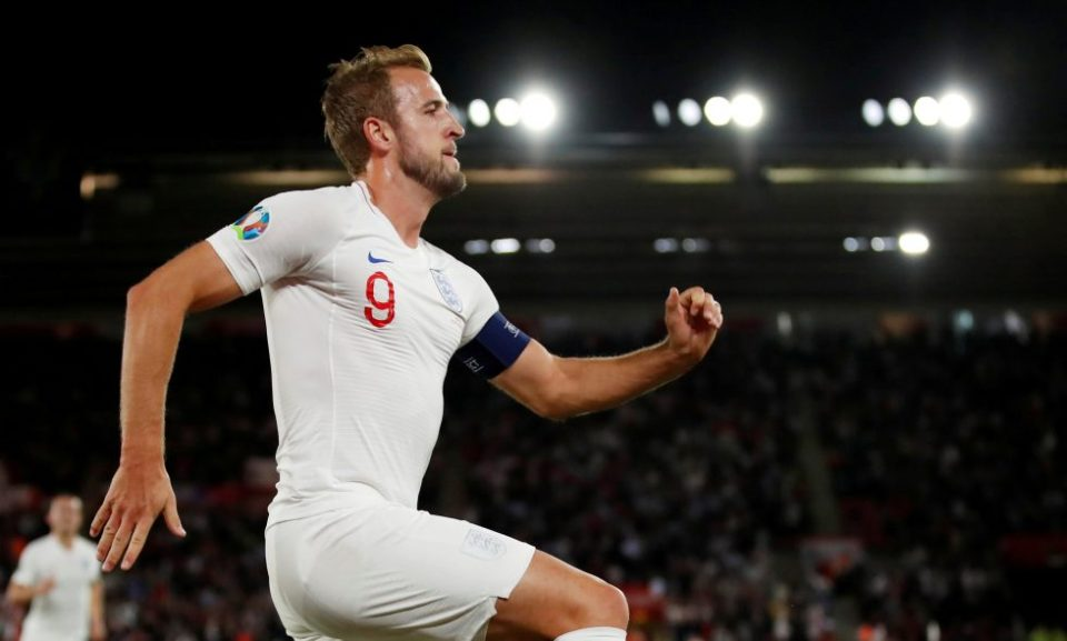 England Euro 2020 Squad Harry Kane
