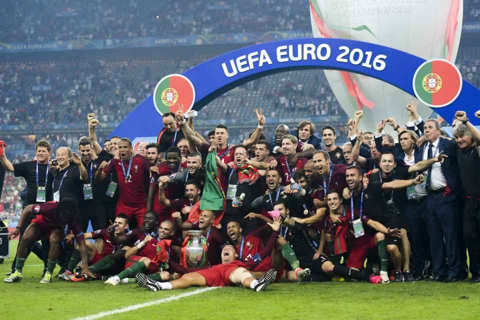 Past Winners of UEFA Euro Championships list - All Time