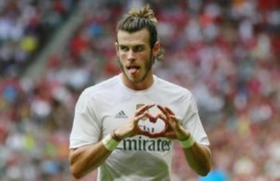 Gareth Bale is one of the Top 10 Fastest Football Players in the World