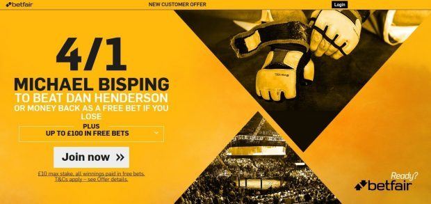 UFC 204 live stream free: Michael Bisping vs Dan Henderson UFC 204 fight streaming free!