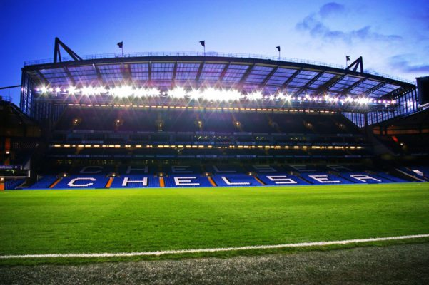 Most profitable stadiums in Europe Stamford Bridge
