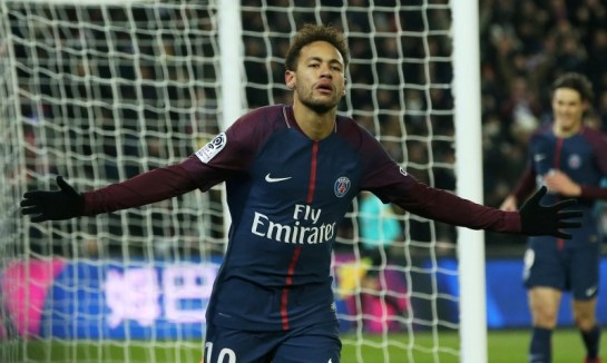 Most Charitable Athletes in the World Neymar