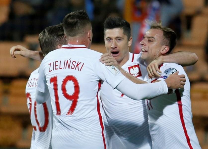WC Qualifiers Europe Top Scorers 2017 2018