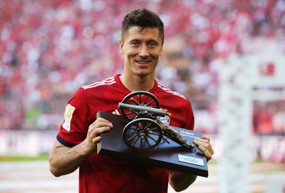 Bundesliga Past Golden Boot Winners - All Time