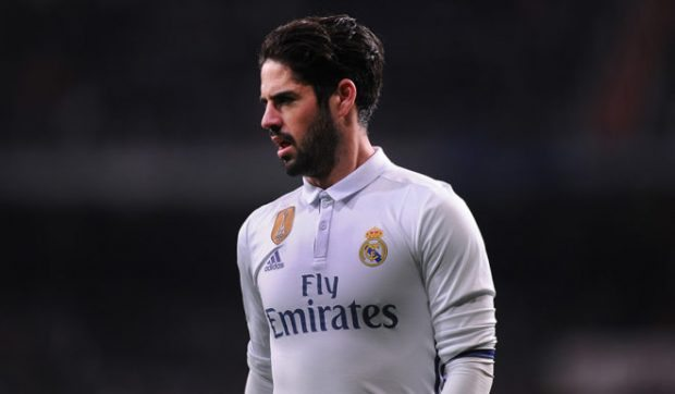 Isco has one of the Top 10 Biggest Release Clauses in World Football