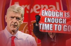 Weirdest Wenger out signs