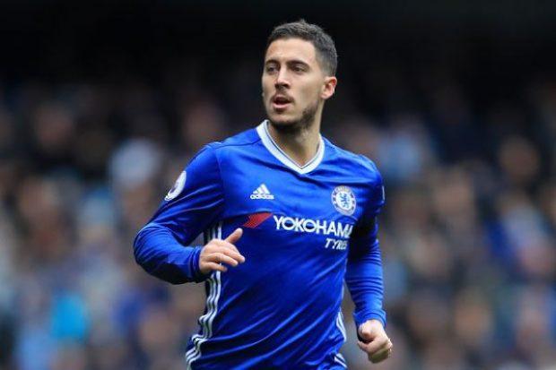 Chelsea's predicted starting XI vs. Arsenal: Attackers, Eden Hazard, Chelsea FC