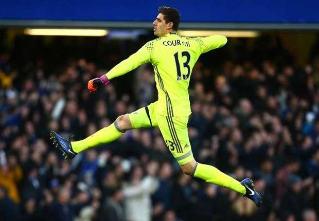 Thibaut Courtois, Chelsea FC