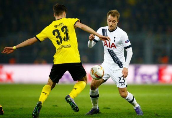 Tottenham vs Dortmund live stream free: preview, predictions, TV channels & time Champions League 201718