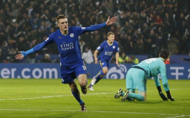 Chelsea look to Jamie Vardy to solve striker issues
