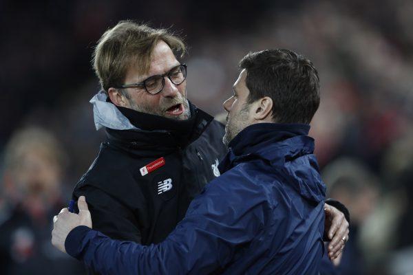 Tottenham vs Liverpool Head To Head Record & Results