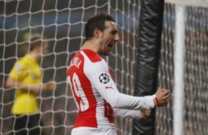 Arsenal star 'lucky to still be walking' after foot injury
