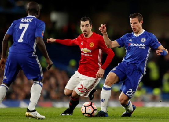 Chelsea vs Manchester United Predictions