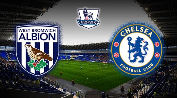 Chelsea vs West Brom H2H Record & Results