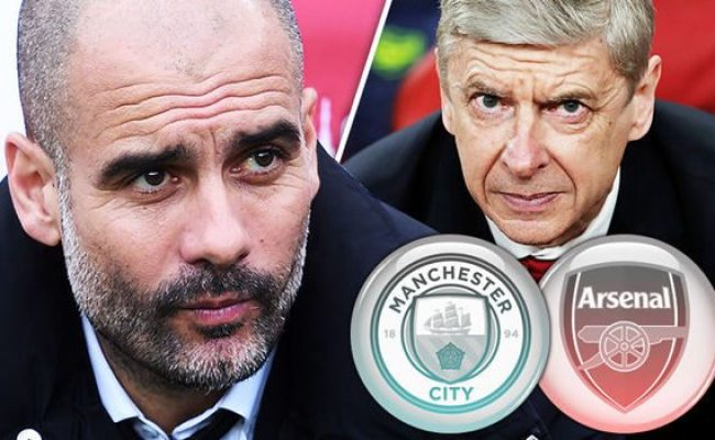 Manchester City Vs Arsenal Head To Head Record Results