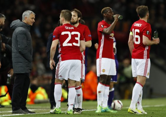 Manchester United open to selling defensive trio in January