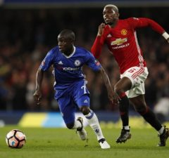 Predicted Chelsea starting lineup vs Manchester United Kante