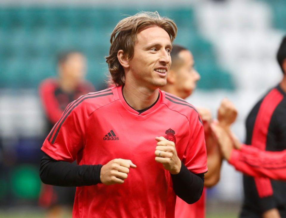 Real Madrid players salaries 2020 Luka Modric
