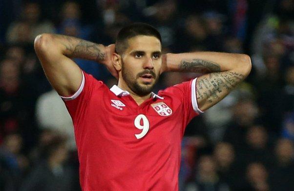Aleksandar Mitrović Serbia squad World Cup 2018