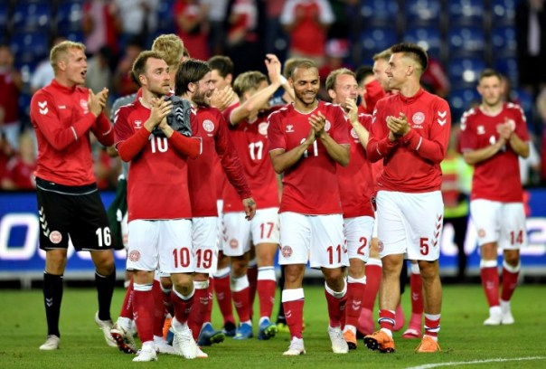 Denmark squad World Cup 2018