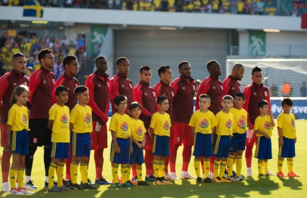 Peru squad World Cup 2018
