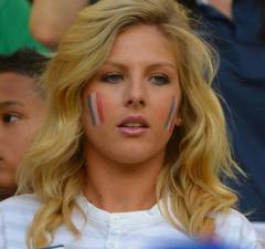 Hottest wives of the Soccer World Cup 2018