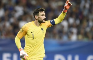 France team captain Hugo Lloris