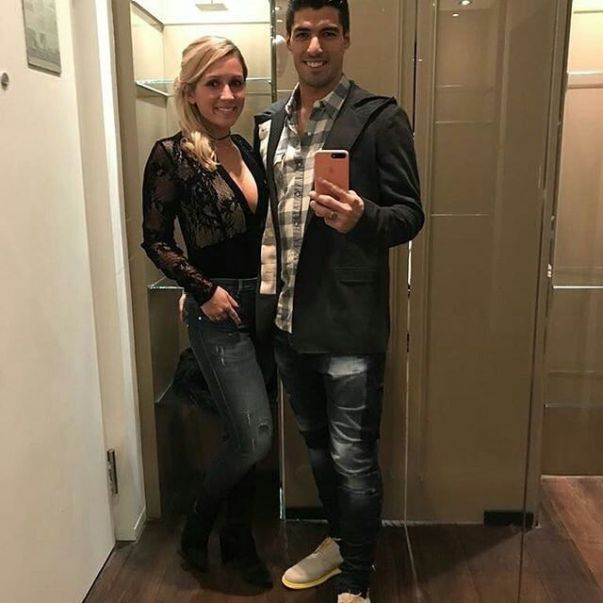 Sofia Balbi Hottest WAGS going to FIFA World Cup 2018