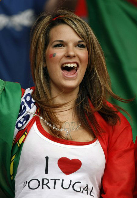 Top hottest fans World Cup 2014-2018 hottest Portugal fans World Cup