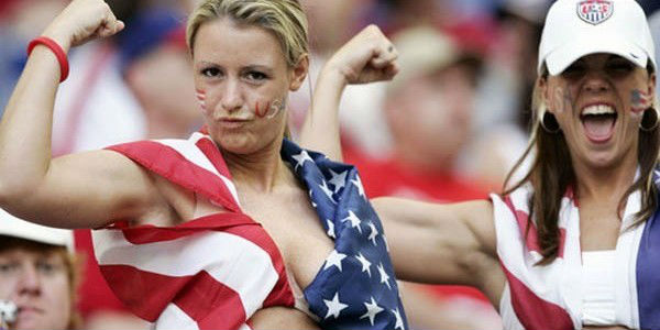 ans World Cup 2014-2018 hottest fans World Cup USA