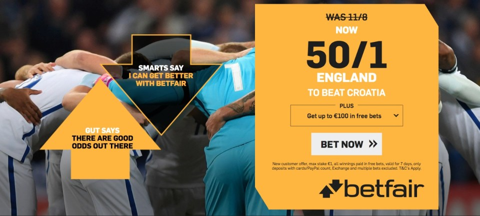 Croatia vs England predictions, betting tips, odds & match preview