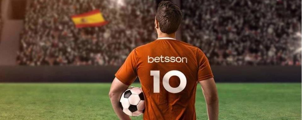 Betsson deposit and withdrawal