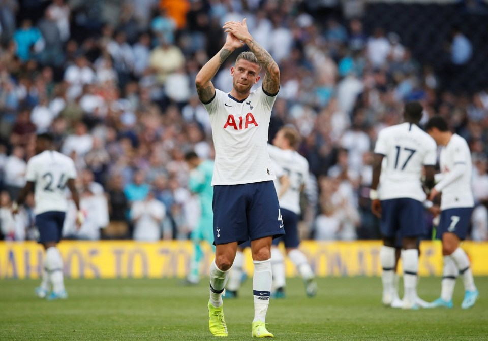 Tottenham Hotspur squad 2020: Spurs first team all players 2019/20
