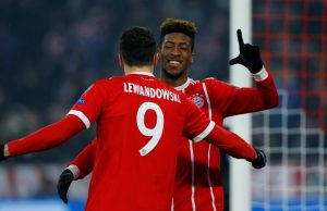Bayern Munich Won't Be Punishing Lewandowski And Coman For Training Ground Fight