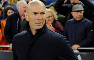 Real Madrid Manager Slams Players For Lack Of Motivation In Valencia Defeat