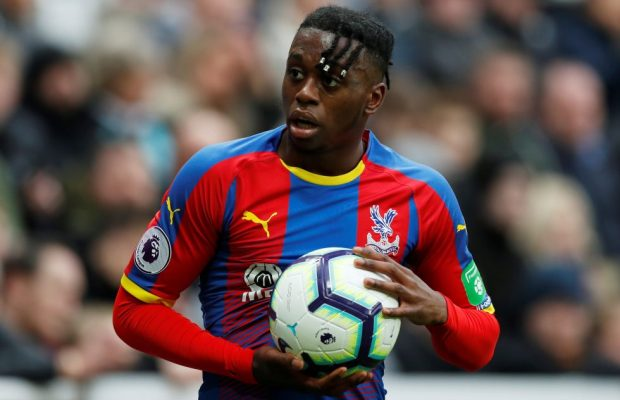 Roy Hodgson Insists Aaron Wan-Bissaka Will Remain At Crystal Palace