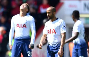 Bournemouth Disappointment Won't Stop Tottenham From Making Champions League History