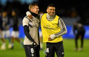 Paris Saint-Germain Eyeing Up Move For Real Madrid Midfield Ace
