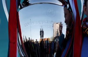 UEFA Champions League each season's leading goal scorer list - 1956-2019