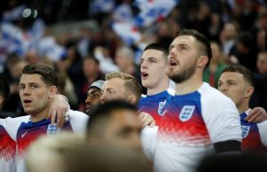 Harry Kane hails national team spirit ahead of club rivalry