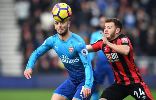 Jack Wilshere Urges Arsenal To Sign Bournemouth Star