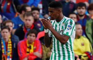 Junior Firpo to Barcelona
